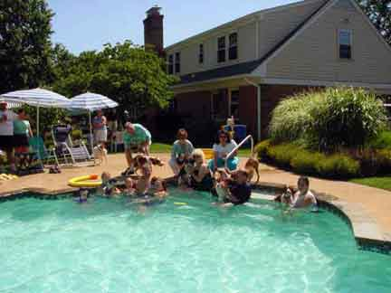 If Your New House Has A Swimming Pool Or It Is One Of The Features That Motivated You To Buy Property Then Can Throw Party