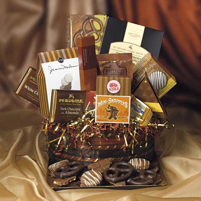 Christmas Hamper Ideas Lazy Girl