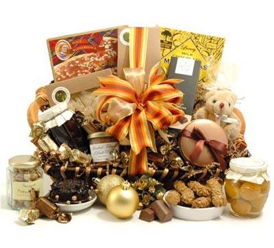 Gourmet Christmas Hamper Ideas